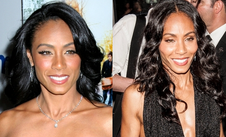 Jada Pinkett Smith Plastic surgery Jada Pinkett Smith before and after photo