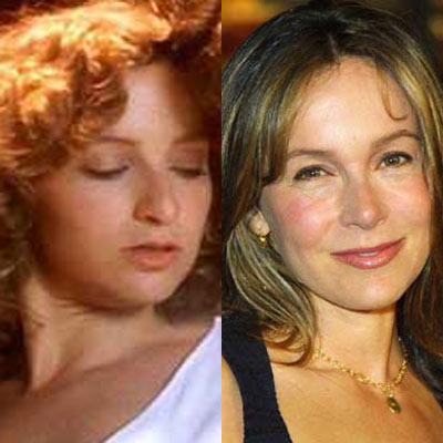 Jennifer Grey Before and after photos