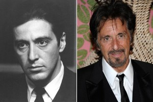 Al Pacino Plastic Surgery Before and After Picture