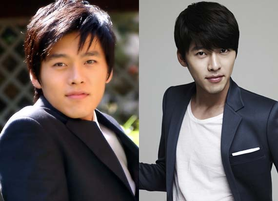 hyun bin before and after photo