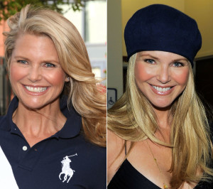 "Christie Brinkley: ""I'd never say never to plastic surgery!"""