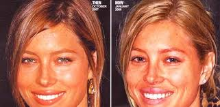 jessica biel before and after photo