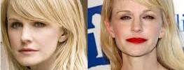 Kathryn Morris before and after photo