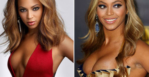 Beyonce best boob job, Beyonce best breast implants