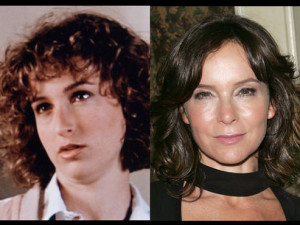Jennifer grey nose job gone wrong