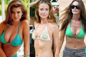 Denise Richards best boob job, Denise Richards best breast implants