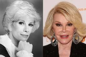 joan rivers nose job gone wrong