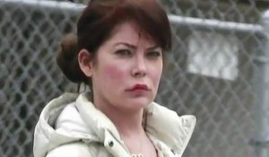 worst celebrity lip job, Lara Flynn Boyle bad lip job