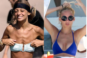 Nicole Richie Smith best boob job, Nicole Richie best breast implants