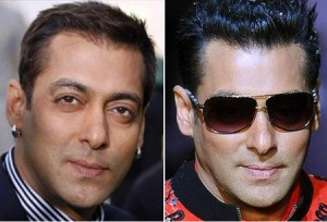Bollywood Actors salman khan had Plastic Surgery
