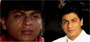 Bollywood Actors Shah Rukh Khan who have had Plastic Surgery