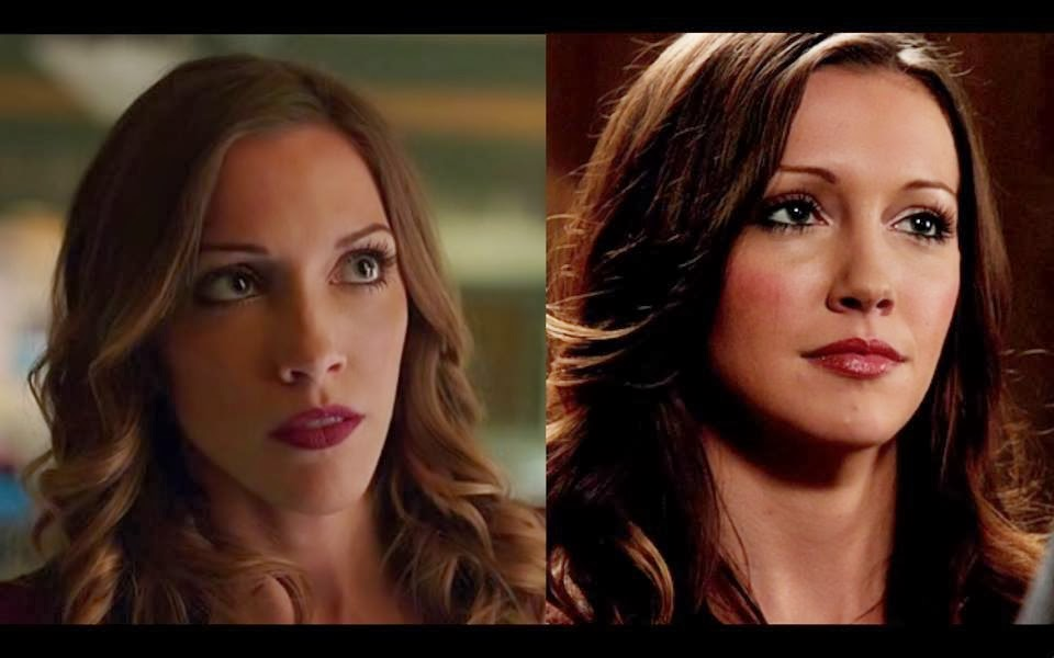 katie cassidy plastic surgery before and after photo