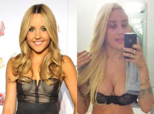 Amanda Bynes Boob Job Before and After