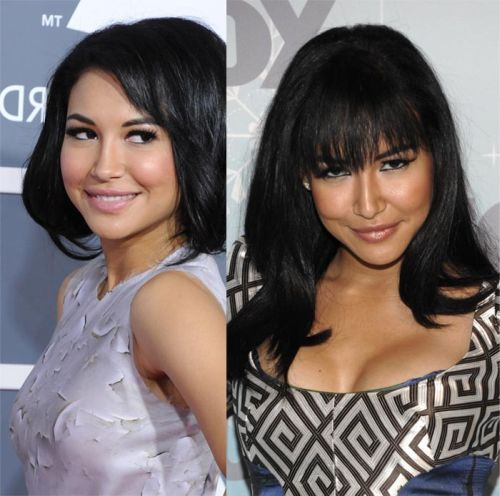 Naya Rivera plastic surgery breast implant, nose job and more
