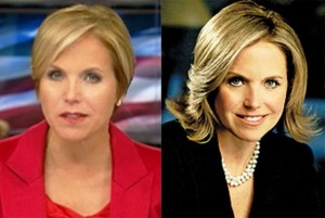 Katie Couric Plastic Surgery Before And After Photo