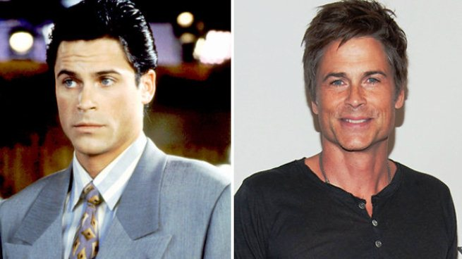Rob Lowe Plastic Surgery