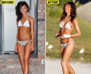 Farrah Abraham Boob Job Before And After Photos