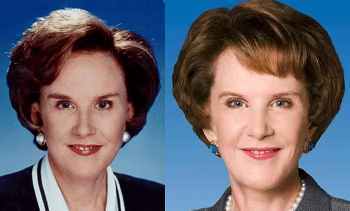 Margaret Warner plastic surgery before and after