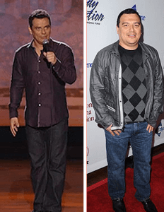 Carlos Mencia Plastic Surgery Before and After Photos