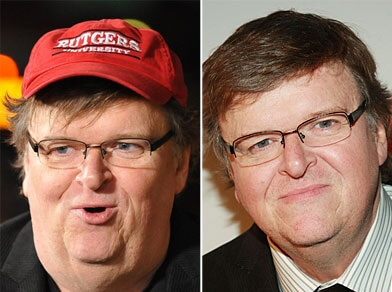 Michael Moore Plastic Surgery before and after photos