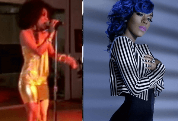 K Michelle Plastic Surgery Before and After Photos K Michelle Before And After