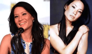 Lucy Liu Plastic Surgery Before and After Photos