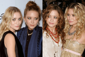 Olsen Twins Plastic Surgery Before and After Photos
