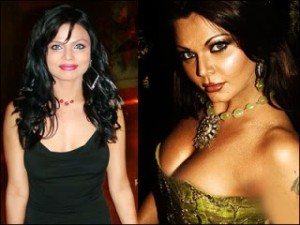 Rakhi Sawant Plastic Surgery Before and After Photos