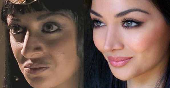 Claudia Lynx plastic surgery before and after photos