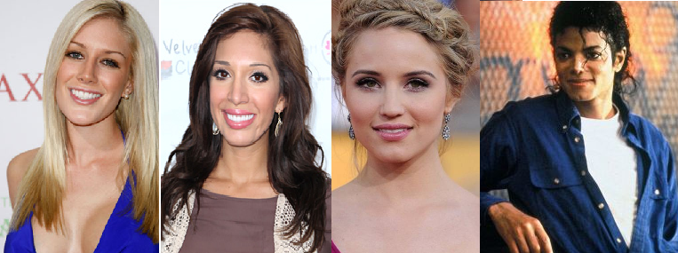 Top Ten Youngest Plastic Surgery Celebrities