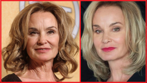 Jessica Lange Facelift Before and After Photos