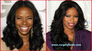 Jill Marie Jones Plastic Surgery before and after photos