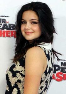 Ariel Winter Breast Reduction Before and After Photos