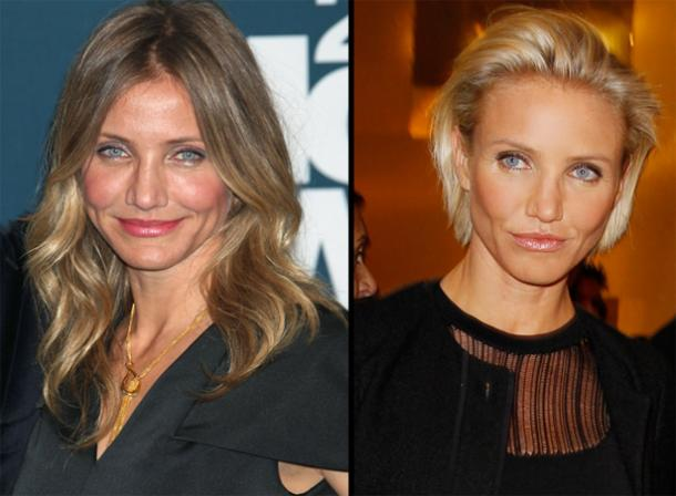 Cameron Diaz Plastic Surgery Before And After Nose Job