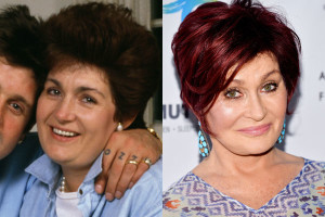 sharon ozbourne before and after photos