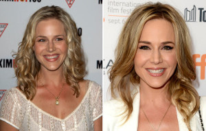 julie benz before and after photo