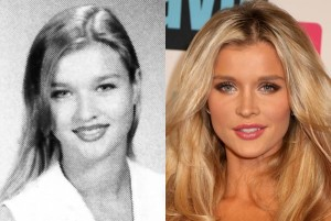 Joanna Krupa before and after photo