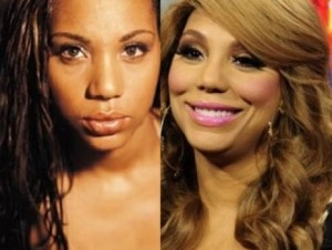 tamar braxton before and after photo
