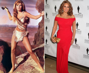 raquel welch before and after photo