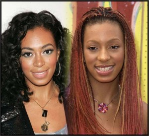 Ciara before and after photo