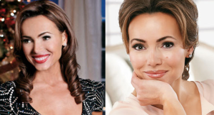 Lisa Robertson plastic surgery before and after