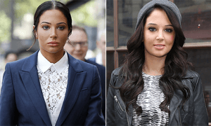 Tulisa Contostavlos plastic surgery before and after photos
