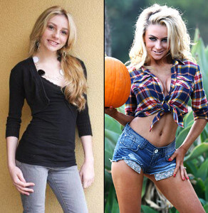 Courney Stodden plastic surgery before and after photos